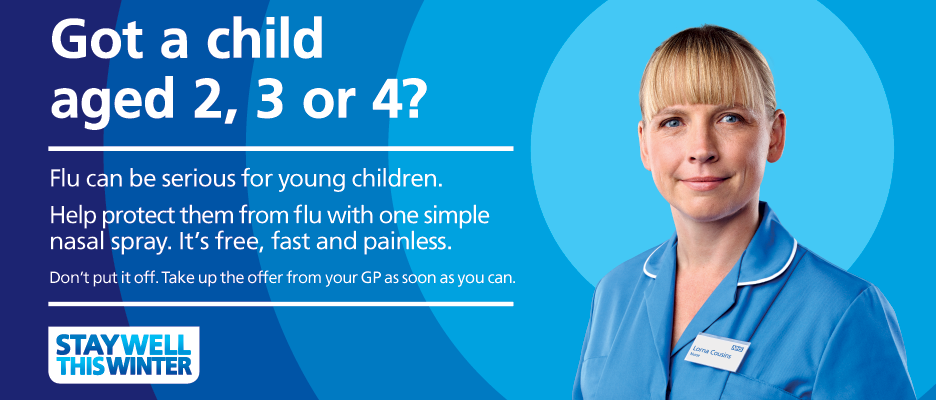 Stay Well This Winter - Do you have a child?