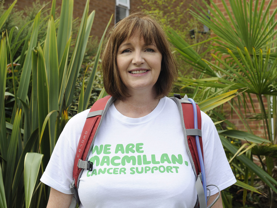 Martine Tune Sahara Trek For Macmillan