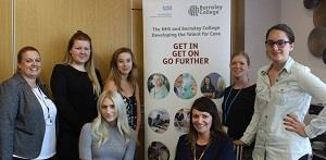 Barnsley CCG apprentices